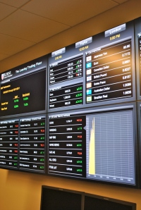 First Floor Trading Room